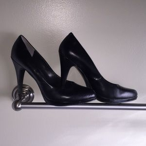 Nine West Platform Pumps